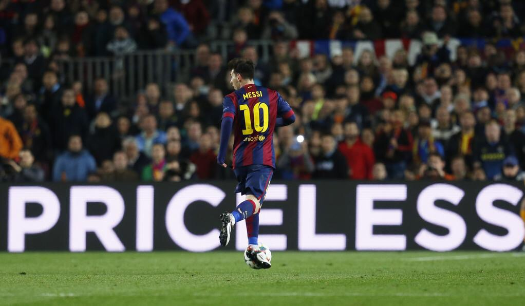 Messi Priceless