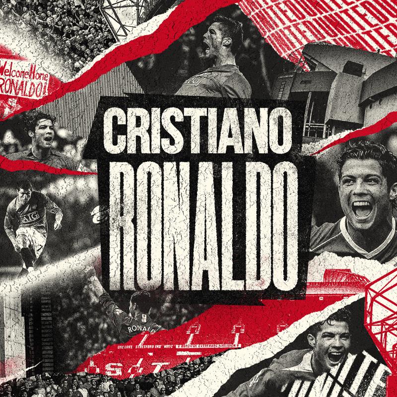 Ronaldo Man United